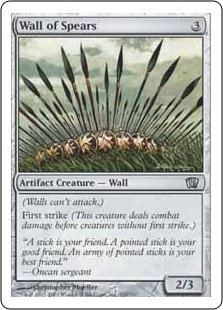 Wall of Spears