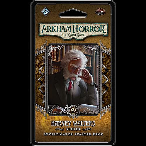 Arkham Horror LCG : Harvey Walters Investigator Starter Deck