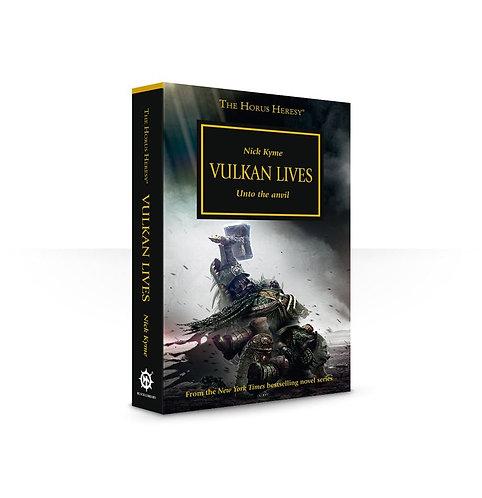 Horus Heresy: Vulkan Lives (Pb)
