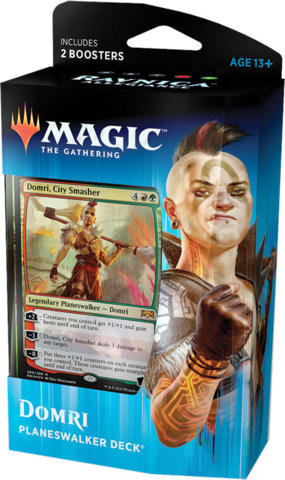 MAGIC: THE GATHERING RAVNICA ALLEGIANCE DOMRI