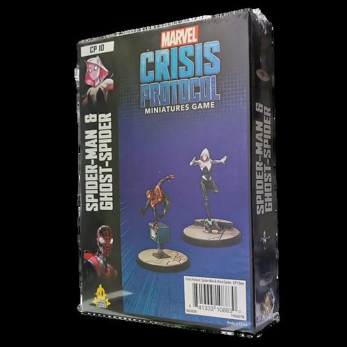 Marvel Crisis Protocol: Ghost-Spider & Spider-Man