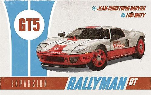 Rallyman GT - Expansion 5