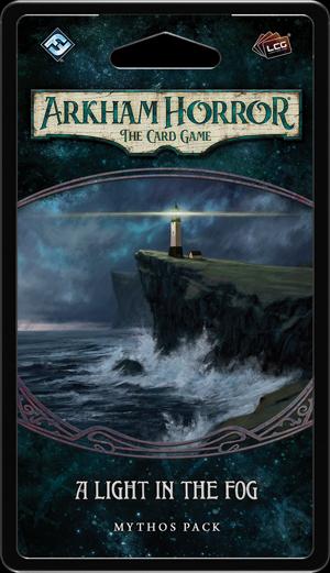 Arkham Horror LCG : A Light in the Fog (4/6 Innsmouth Cycle)