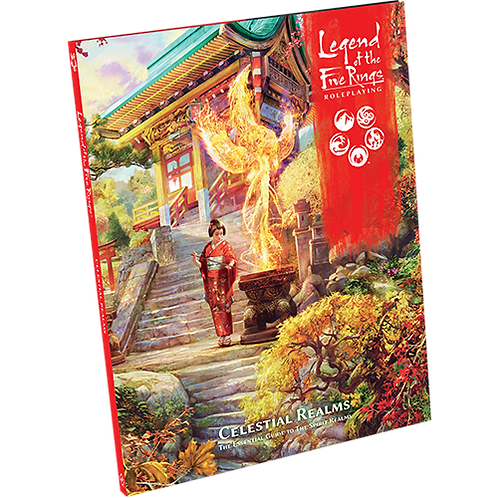 Legend of Five Rings RPG: Celestial Realms