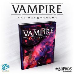 Vampire: The Masquerade - Core Rulebook