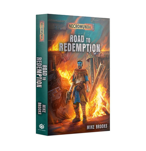 Necromunda: Road To Redemption (Pb)