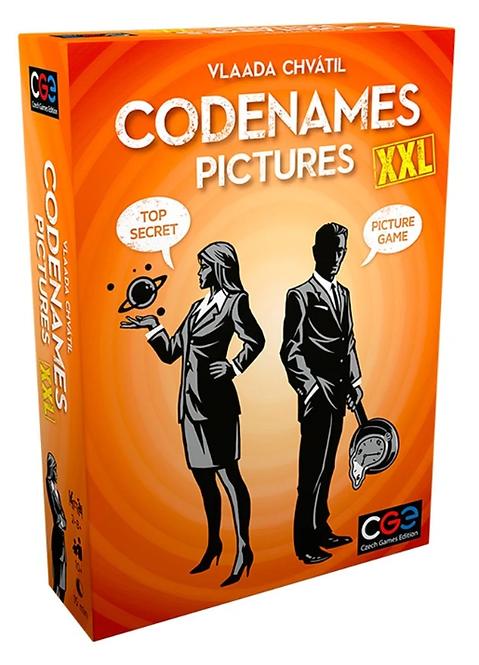 Codenames Pictures XXL