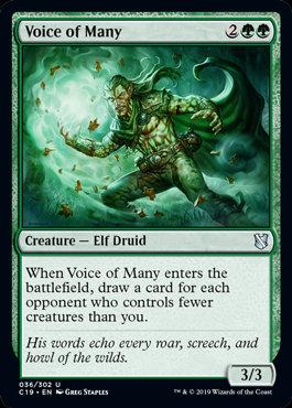 Voice of Many