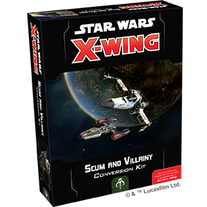 Scum and Villainy Conversion Kit