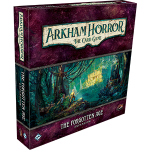 Arkham Horror LCG : The Forgotten Age Deluxe Expansion