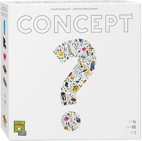Concept Boardgame
