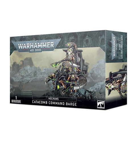 Necrons: Catacomb Command Barge