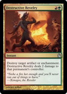 Destructive Revelry