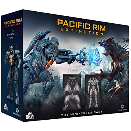 Pacific Rim: Extinction the Miniatures Game
