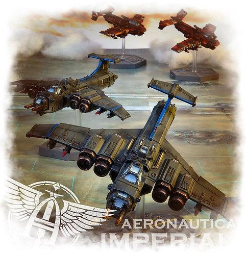 Aero/Imperialis: Imperial Navy Marauder Bombers
