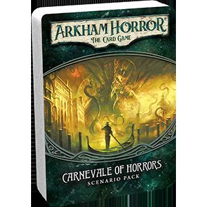 Arkham Horror LCG : Carnevale of Horrors
