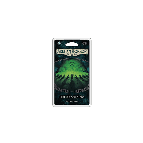 Arkham Horror LCG : Into the Maelstrom (6/6 Innsmouth Cycle)