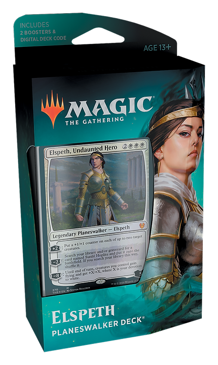 MAGIC: THE GATHERING THEROS BEYOND DEATH ELSPETH