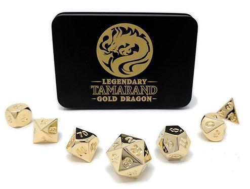 Tamarand, 24k Gold Plated