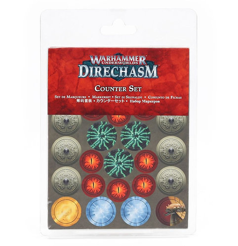 Wh Underworlds: Direchasm Counter Set
