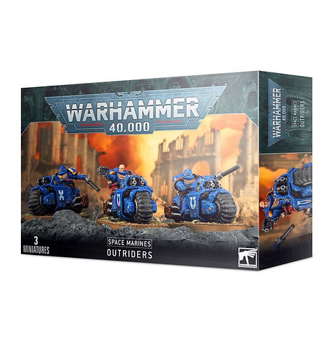 Space Marine Outriders