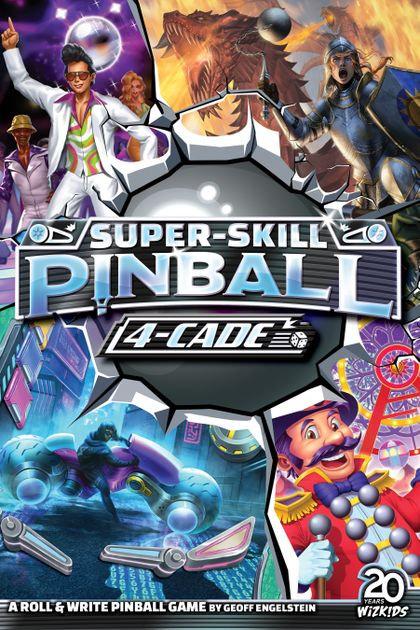 Super Skill Pinball 4-Cade