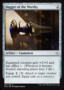 Dagger of the Worthy