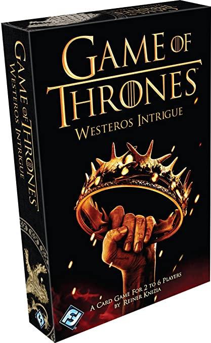 Game of Thrones - Westeros Intrigue
