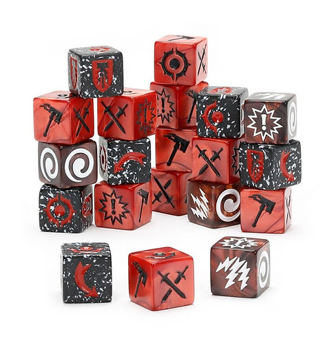 Wh Underworlds: Grand Alliance Chaos Dice Pack