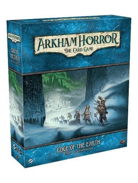 Arkham Horror LCG : Edge Of The Earth Campaign