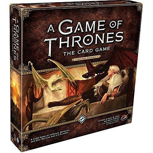 A Game of Thrones LCG 2nd Edition Core Set (AGOT)
