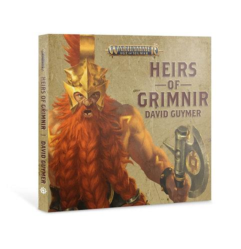 Heirs Of Grimnir (CD Audiobook)