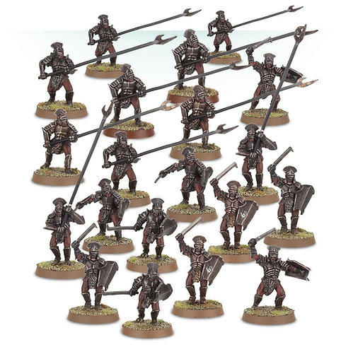 Lotr: Uruk-Hai Warriors