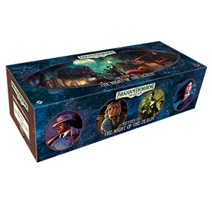 Arkham Horror LCG : Return to the Night of the Zealot