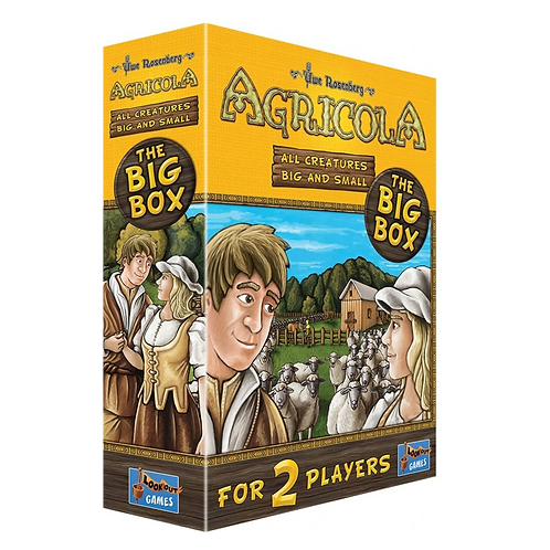 Agricola- All Creatures Big and Small (The Big Box)