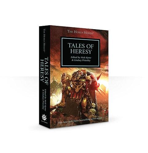 Horus Heresy: Tales Of Heresy (Pb)