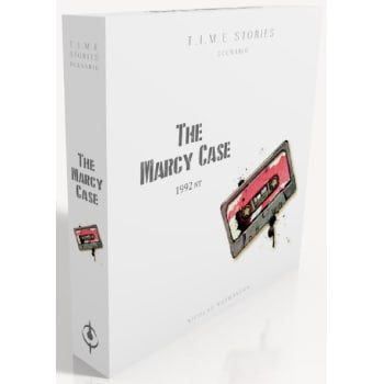 Time Stories - The Marcy Case 1992 NT Expansion
