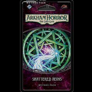Arkham Horror LCG : Shattered Aeons (6/6 Forgotten Cycle)