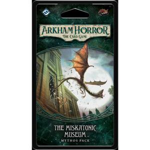 Arkham Horror LCG : The Miskatonic Museum (1/6 Dunwich Cycle)