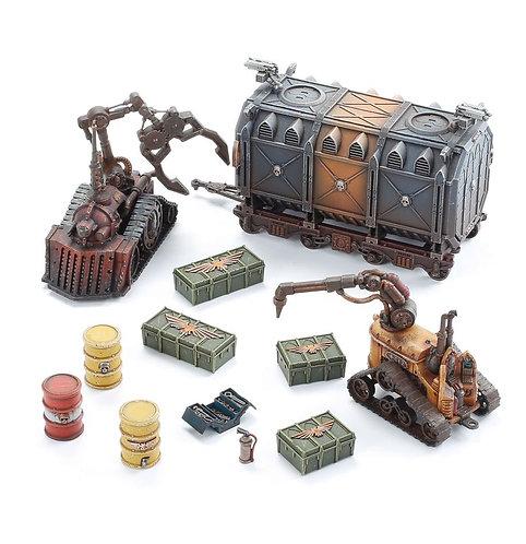 Battlezone Manufactorum: Conservators