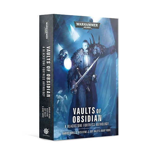 Blackstone Fortress: Vaults Of Obsidian (Pb)