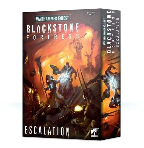 Blackstone Fortress: Escalation