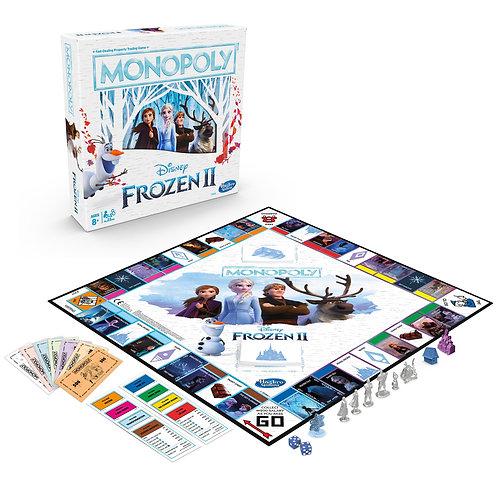 Monopoly Frozen II