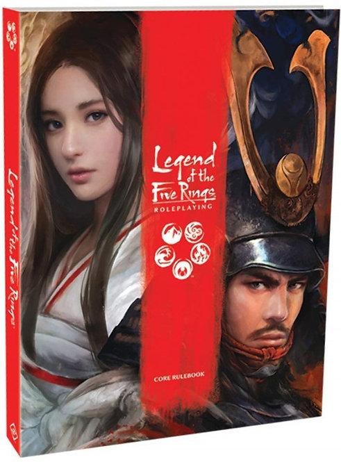 Legend of Five Rings RPG: Core Rulebook