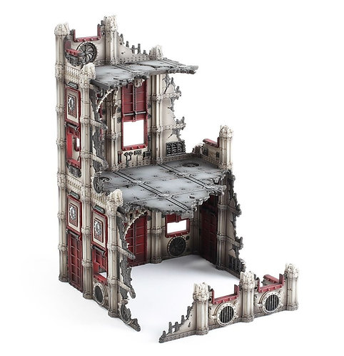 Battlezone Manufactorum: Sanctum Administratus