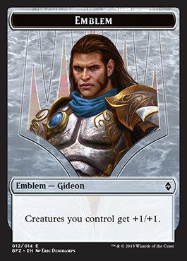 Emblem: Gideon