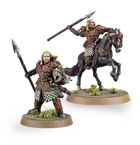 Lotr: Eomer Marshal Of The Riddermark