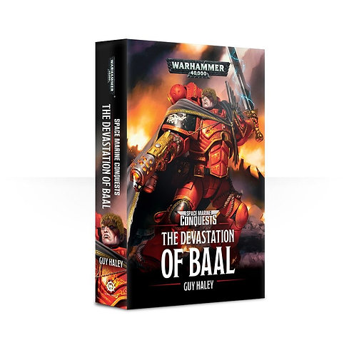 Devastation Of Baal (Pb)