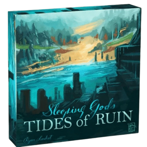 Sleeping Gods - Tides Of Ruin