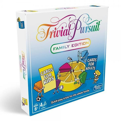 Trivial Pursuit Family Edition (2019)